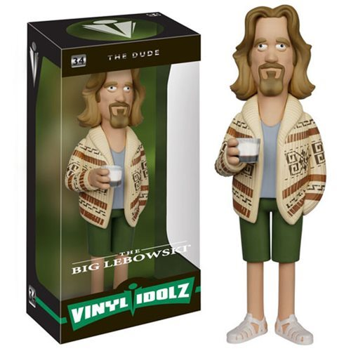 The Big Lebowski Dude Vinyl Idolz Figure Funko Big
