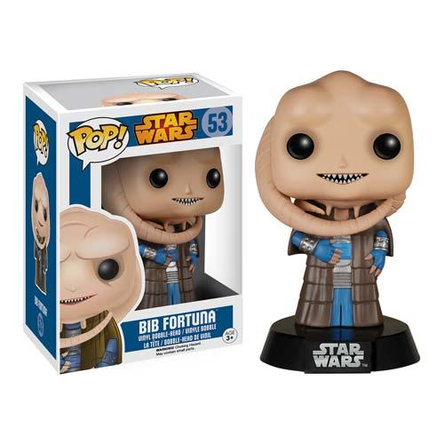 Star Wars Bib Fortuna Pop! Vinyl Bobble Head