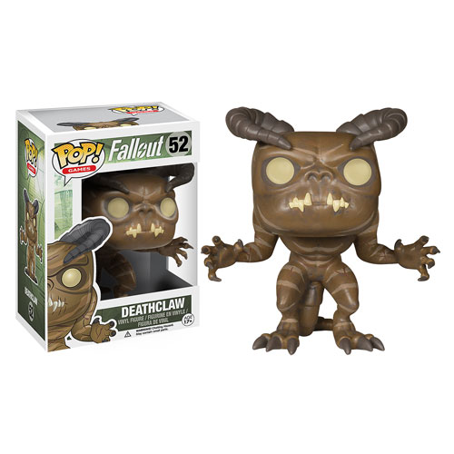 Fallout Deathclaw Pop Vinyl Figure Funko Fallout