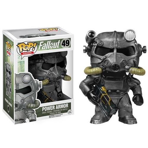 Fallout Power Armor Pop Vinyl Figure Funko Fallout