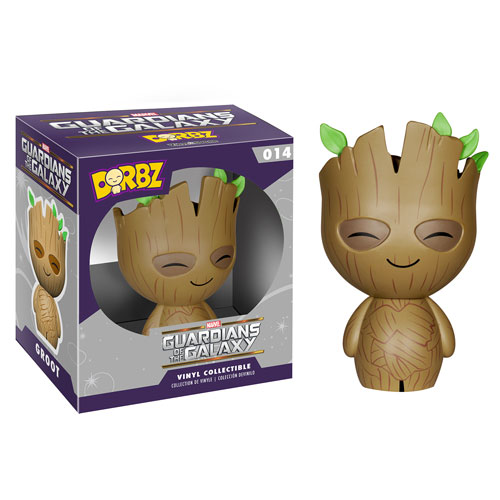Guardians of the Galaxy Groot Dorbz Vinyl Figure