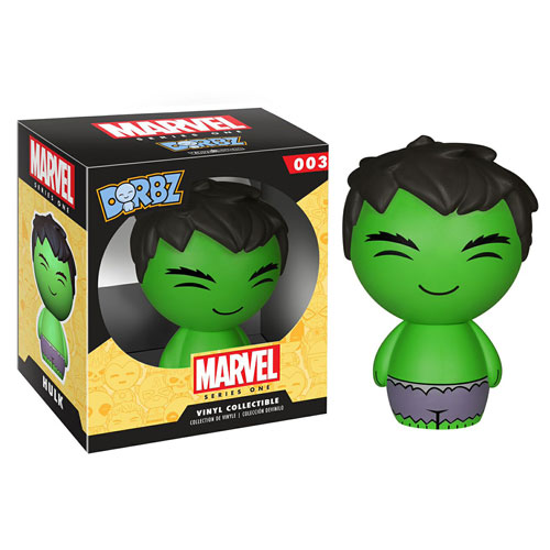 Hulk Marvel Series 1 Dorbz Vinyl Figure