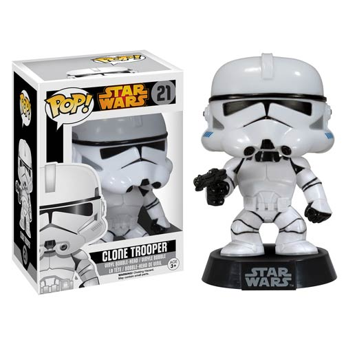 Pull the Trigger on 20% Off Star Wars Pop! Bobble Heads