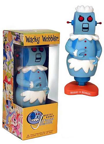 Rosie the Robot Wacky Wobbler