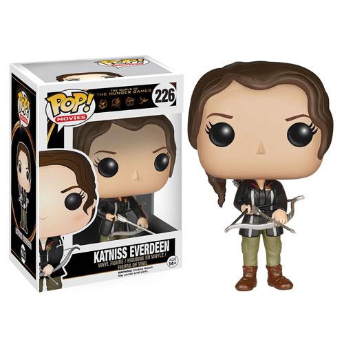 The Hunger Games Katniss Everdeen Pop Vinyl Figure