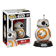 Star Wars Episode VII BB 8 Pop Vinyl Bobble Head