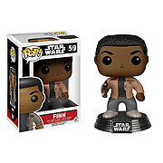 Star Wars Episode VII Finn Pop Vinyl Bobble Head