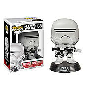 Star Wars Episode VII First Order Flametrooper Pop Vinyl Bobble Head