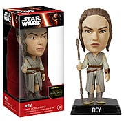 Star Wars Episode VII The Force Awakens Rey Bobble Head