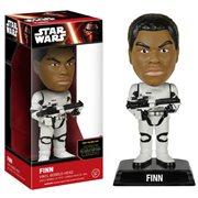 Star Wars Stormtrooper Gear Finn Bobble Head