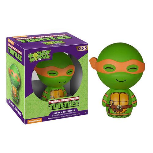 Teenage Mutant Ninja Turtles Michelangelo Dorbz Vinyl Figure