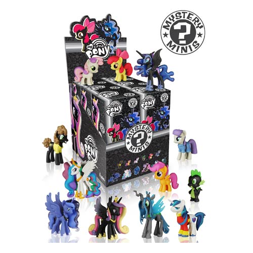 My Little Pony Mystery Minis Series 3 Display Box