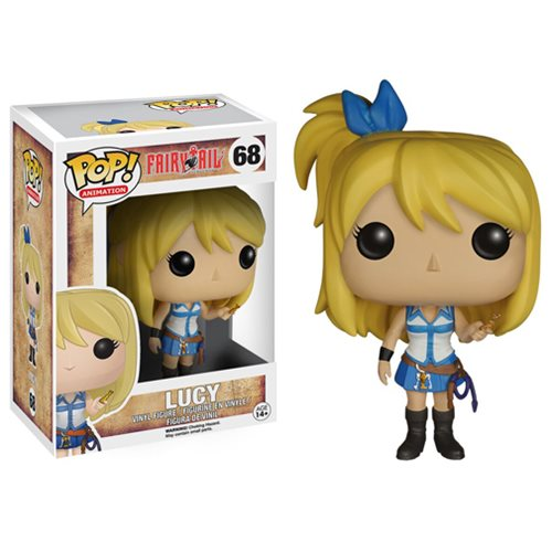 Fairy Tail Lucy Pop Vinyl Figure Funko Fairy Tail