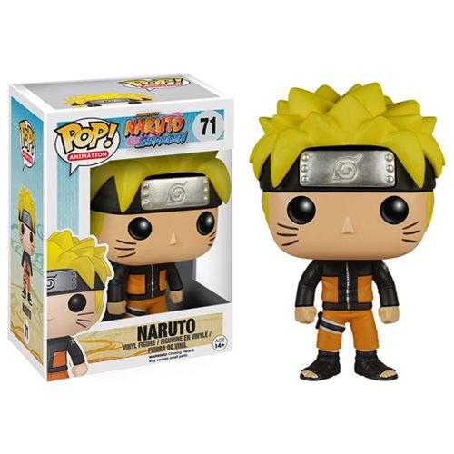 Naruto Pop Vinyl Figure Funko Naruto Pop Vinyl
