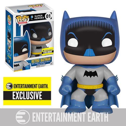 Batman 1950s Comic Pop! Heroes Vinyl Figure - EE Exclusive ... Rupert Grint Today