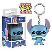 Disney Lilo & Stitch Stitch Pop! Vinyl Key Chain