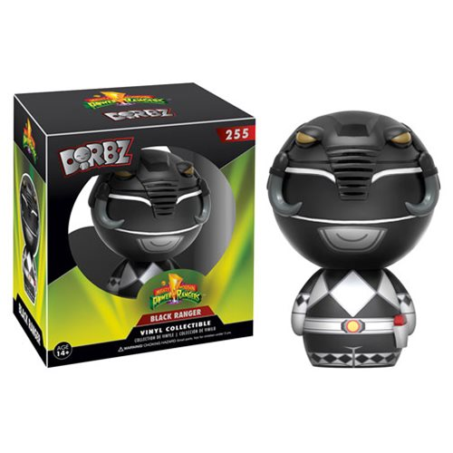 Mighty Morphin' Power Rangers Black Ranger Dorbz Figure