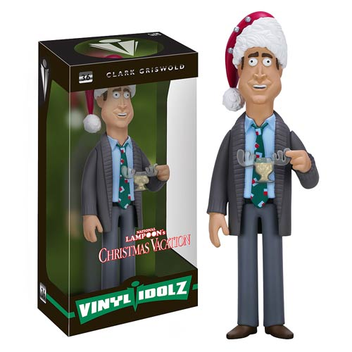 Christmas Vacation Clark Griswold Vinyl Idolz Figure