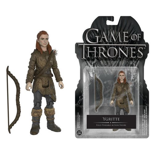 Game Of Thrones Toys : Game of thrones ygritte inch action figure funko