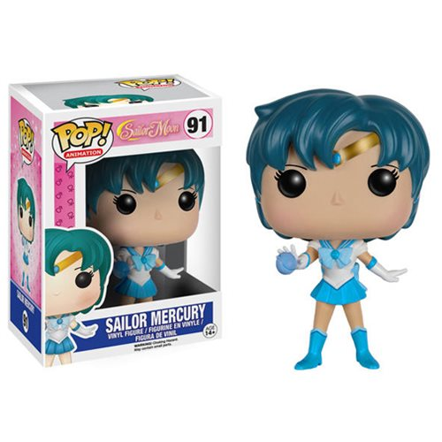 Sailor Moon Sailor Mercury Pop! Vinyl Figure