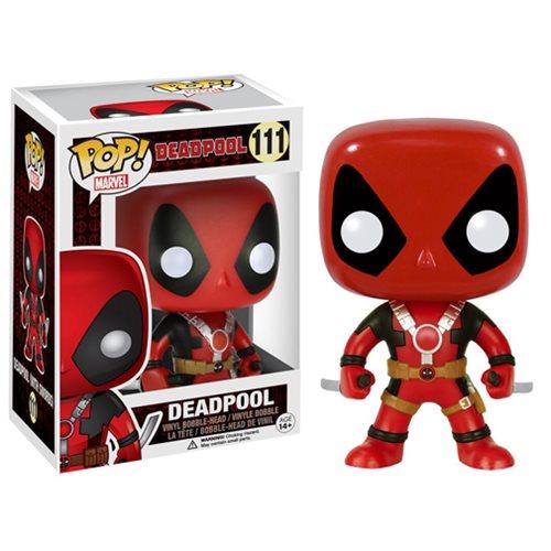 Deadpool with Two Swords Pop! Vinyl Figure
