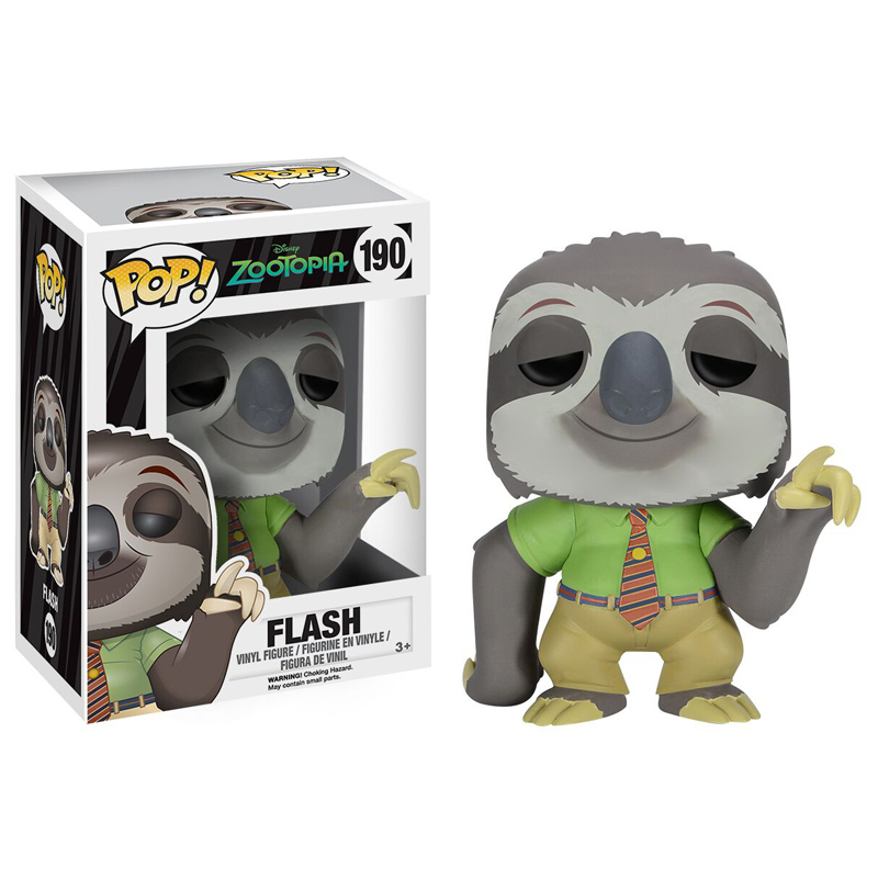 Zootopia Flash Pop Vinyl Figure Funko Zootopia Pop