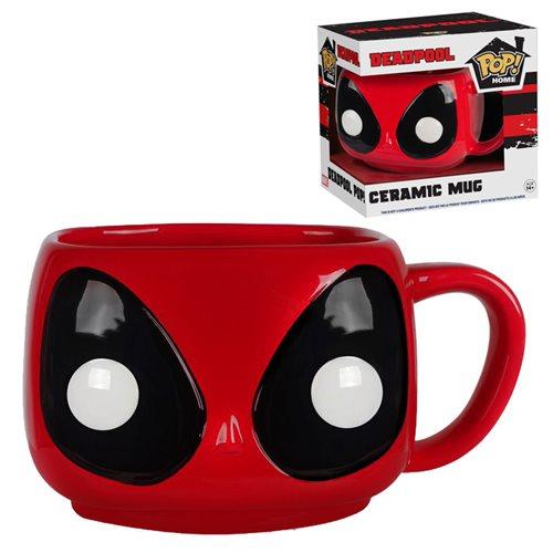 Deadpool Pop! Home 12 oz. Mug