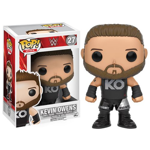 WWE Kevin Owens Pop! Vinyl Figure