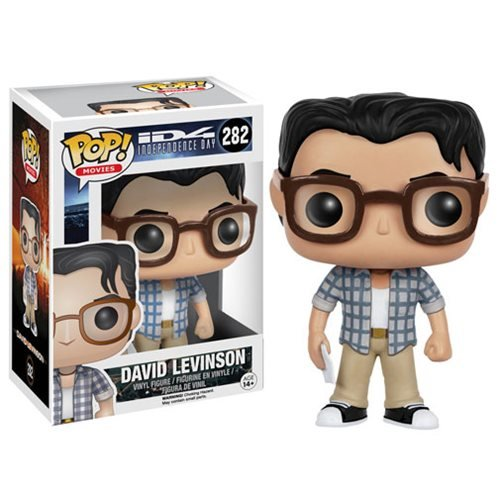 Independence Day David Levinson Pop Vinyl Figure Funko