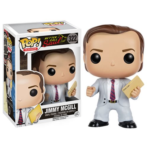 Better Call Saul Jimmy McGill Pop! Vinyl Figure