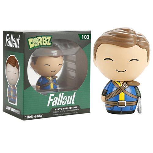 Fallout Lone Wanderer Dorbz Vinyl Figure