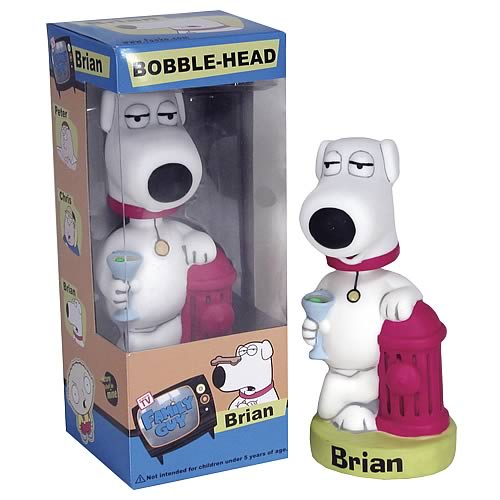 Family Guy: Brian Wacky Wobbler