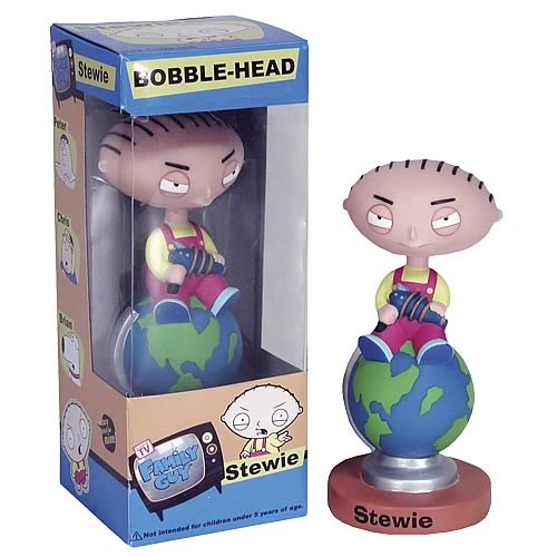 Family Guy: Stewie Wacky Wobbler