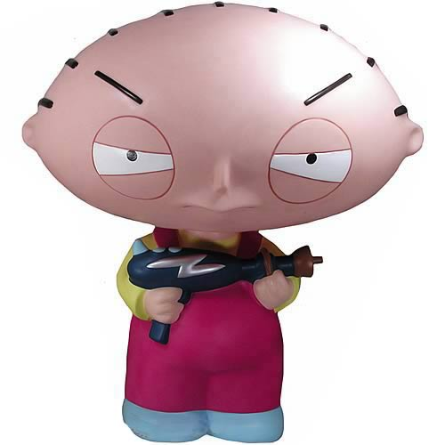 Family Guy Stewie 27-inch Life-Size Figure