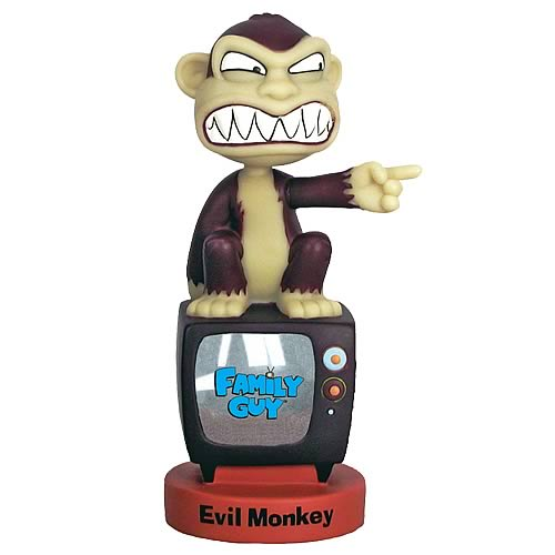 Family Guy Series 2 Evil Monkey Wacky Wobbler