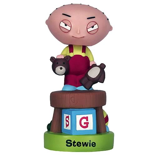 Family Guy Series 2 Stewie Wacky Wobbler