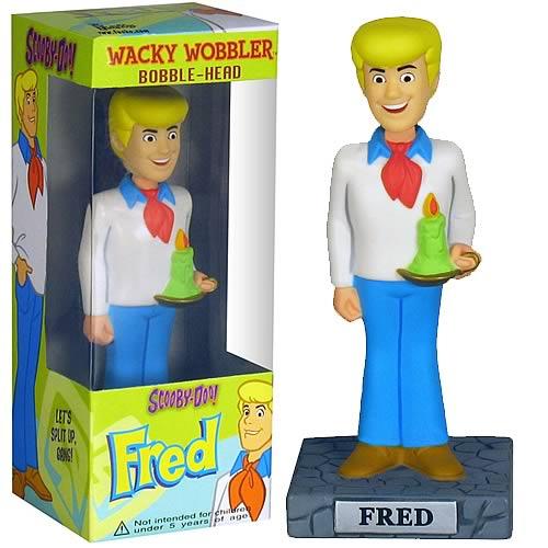 Scooby Doo Fred Wacky Wobbler