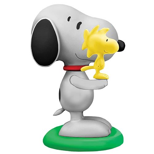Peanuts Snoopy & Woodstock 24-Inch Bobble Bank