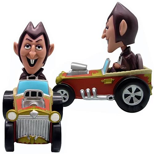 Count Chocula Car Bobblehead