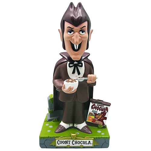 Count Chocula 12-Inch Bobble Bank