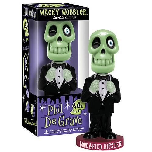 Phil De Grave Wacky Wobbler