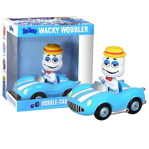 Boo Berry Wacky Wobbler Bobble Car