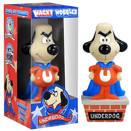 Underdog 2 Bobble Head
