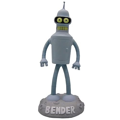 Futurama Bender Bobble Head