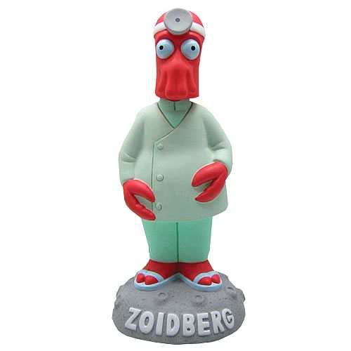 Futurama Dr. Zoidberg Bobble Head