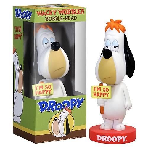 Droopy the Dog Bobble Head