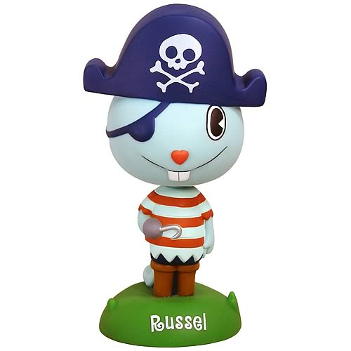 Happy Tree Friends Russell Bobble Head - Funko - Happy Tree ...
