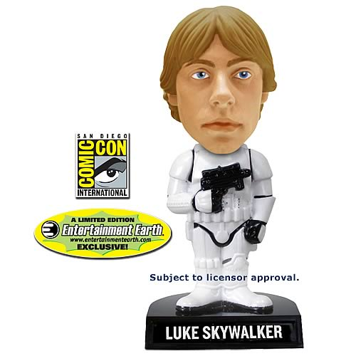 EE Exclusive Star Wars Luke as Stormtrooper Bobble Head