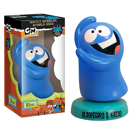 Fosters Home for Imaginary Friends Bloo Bobble Head