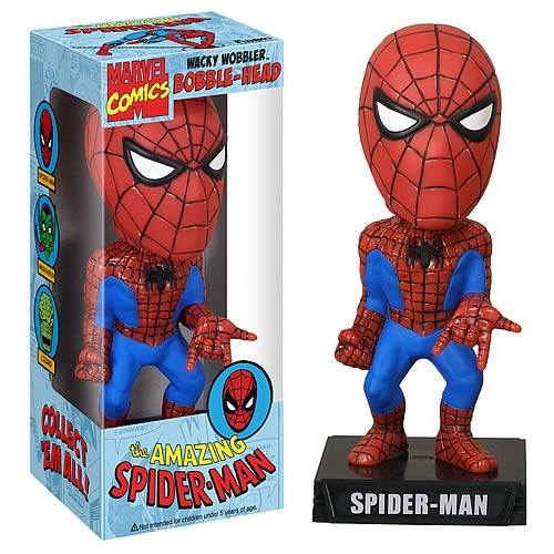 Spider-Man Bobble Head